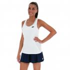 Lotto Women's Squadra Tennis Tank Top (Brilliant White) -