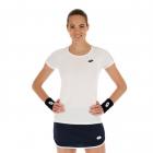Lotto Women's Squadra Tennis Tee (Brilliant White) -