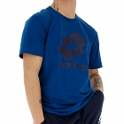 Lotto Men's Smart II Tee (Blue 302C) -