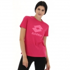 Lotto Women's Smart II Tee (Glamour Pink) -