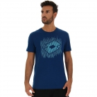 Lotto Men's Losanga Tee (Blue 302C) -