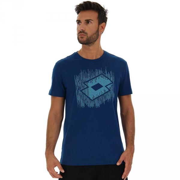 Lotto Men's Losanga Tee (Blue 302C)