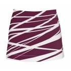 DUC Lightning Reversible Women's Skirt (Maroon) - Women's Tennis Apparel