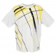 DUC Men's Livewire Crew (Yellow) - DUC Men's T-Shirts & Crew Necks Tennis Apparel