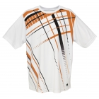 DUC Men's Livewire Crew (Orange) - DUC Men's Apparel Tennis Apparel
