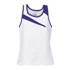 DUC Slice Women's Tank (Purple) - Women's Tops Sleeveless Shirts Tennis Apparel