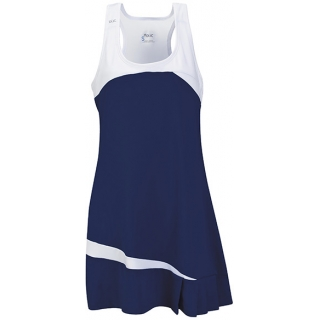 DUC Fire Women's Tennis Dress (Navy)