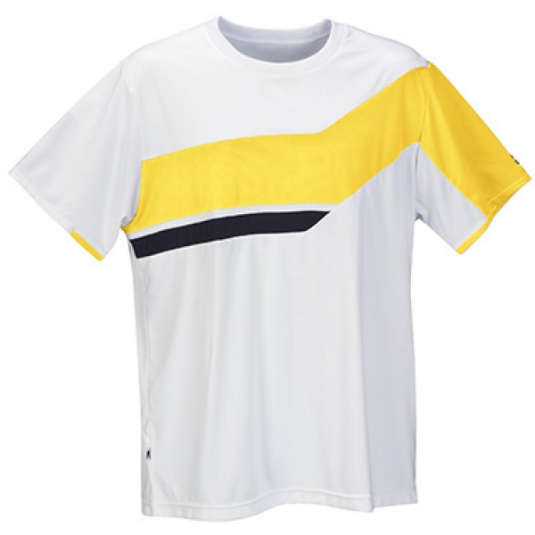 DUC Hollywood Men's Tennis Crew (Gold)