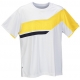 DUC Hollywood Men's Tennis Crew (Gold) - DUC Men's T-Shirts & Crew Necks Tennis Apparel