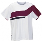 DUC Hollywood Men's Tennis Crew (Maroon) - DUC Men's Apparel Tennis Apparel