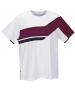 DUC Hollywood Men's Tennis Crew (Maroon) - DUC Men's T-Shirts & Crew Necks Tennis Apparel