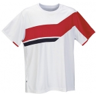 DUC Hollywood Men's Tennis Crew (Red) - DUC