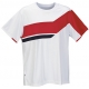 DUC Hollywood Men's Tennis Crew (Red) - DUC Men's T-Shirts & Crew Necks Tennis Apparel