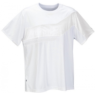 DUC Hollywood Men's Tennis Crew (White)