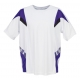 DUC Demand Men's Tennis Crew (Purple) - Duc Sale Items Tennis Apparel