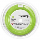 Tecnifibre Black Code 16g Tennis String, Reel (Lime) - Tennis String Reels