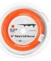 Tecnifibre Black Code 17g Tennis String, Reel (Fire) - Tecnifibre Tennis String