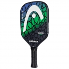Head Radical Pro Pickleball Paddle (Blue/Green) - Tennis Court Equipment