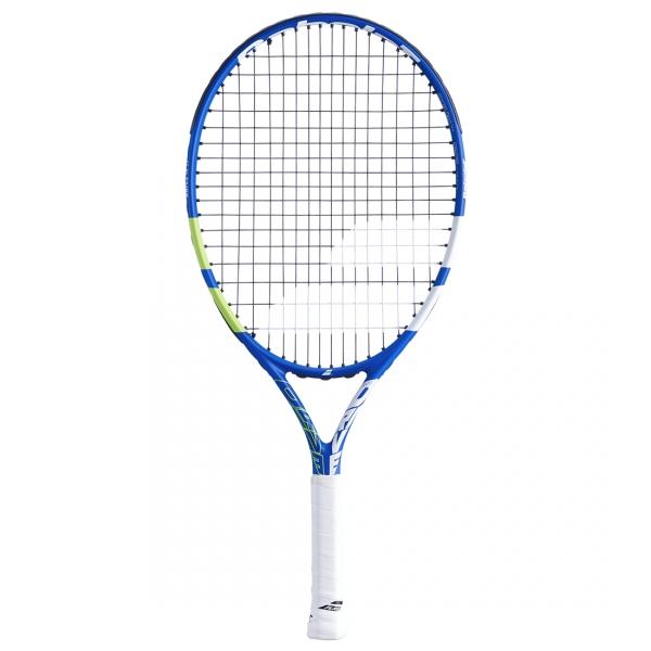 Babolat Drive Junior 23 Inch Tennis Racquet (Blue/White)