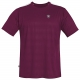 DUC Traction Men's Tennis Crew (Maroon) - Men's Tops T-Shirts & Crew Necks Tennis Apparel