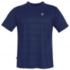DUC Traction Men's Tennis Crew (Navy) - DUC Men's Tennis T-Shirts & Crew Necks