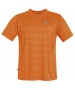DUC Traction Men's Tennis Crew (Orange) - DUC Men's Tennis T-Shirts & Crew Necks