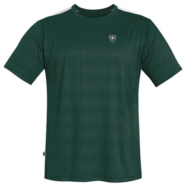 DUC Traction Men's Tennis Crew (Pine)
