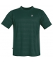 DUC Traction Men's Tennis Crew (Pine) - DUC Men's Tennis T-Shirts & Crew Necks