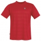 DUC Traction Men's Tennis Crew (Red) - Men's Tops T-Shirts & Crew Necks Tennis Apparel