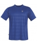DUC Traction Men's Tennis Crew (Royal) - DUC Men's Tennis T-Shirts & Crew Necks