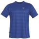 DUC Traction Men's Tennis Crew (Royal) - Men's Tops T-Shirts & Crew Necks Tennis Apparel