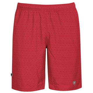 DUC Diamond Daze Men's Tennis Shorts (Red)