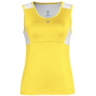 DUC Look-Out Women's Tank (Gold/ White) - Women's Sleeveless Shirts