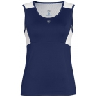DUC Look-Out Women's Tank (Navy/ White) - Mother's Day Specials on Tennis Apparel
