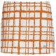 DUC Chaos Women's Power Skirt (White/ Orange) - Women's Skirts