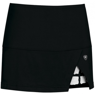DUC Peek-A-Boo Women's Power Skirt (Black/ White)