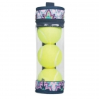cinda b Midnight Calypso Tennis Ball Case -
