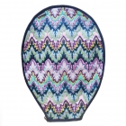 cinda b Midnight Calypso Tennis Racquet Cover -
