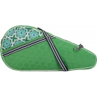 Cinda B Verde Bonita Tennis Racquet Sleeve - Tennis Racket Covers