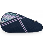 Cinda B Midnight Calypso Tennis Racquet Sleeve -