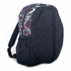 cinda b Rosalita Black Tennis Backpack -