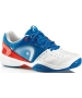 Head Men's Sprint Pro Tennis Shoes (Blu/Wht/Red) - Tennis Shoe Guarantee