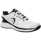 Head Men's Sprint Pro Tennis Shoes (White/ Black) - Tennis Shoe Guarantee
