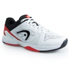 Head Men's Revolt Pro 2.5 Tennis Shoes (White/Red) - New Head Racquets, Bags, and Hats