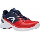 Head Men's Sprint Pro 2.0 Tennis Shoes (Red/Black) - Head Tennis Shoes