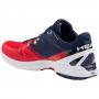 Head Men's Sprint Pro 2.0 Tennis Shoes (Red/Black)