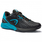 Head Revolt Pro 3.5 Men's Tennis Shoes (Raven/Capri) -