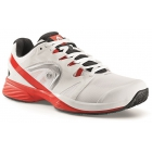 Head Men's Nitro Pro Tennis Shoes (White/Red) - Head Tennis Shoes
