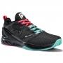 Head Men's Sprint SF Tennis Shoes (Black/Teal)
