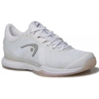Head Women's Sprint Pro 3.0 Tennis Shoes (White/Iridescent) - Women's Tennis Shoes